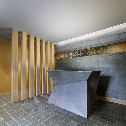 ic_cupa_02 CUPA Pizarras Showroom / Iván Cotado Diseño de Interiores Architecture