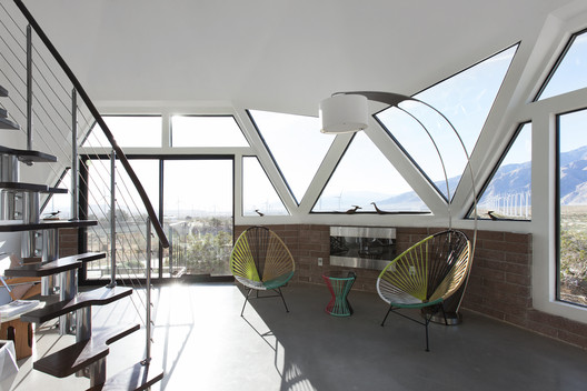dome_036 Palm Springs Dome House / Pavlina Williams Architecture