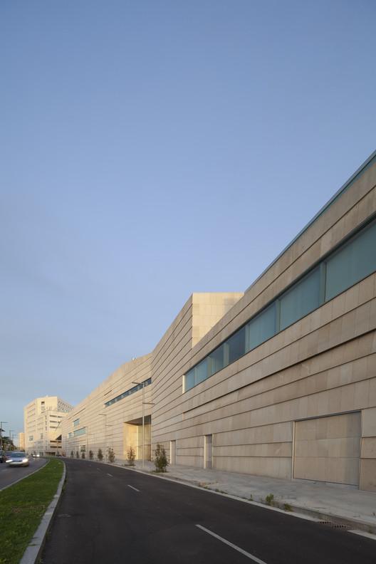 08._PALMA_2017_05_16_163-1_Juan_Rodriguez_%E2%88%8Ffotos Congress Palace and Hotel in Palma de Mallorca / Francisco Mangado Architecture