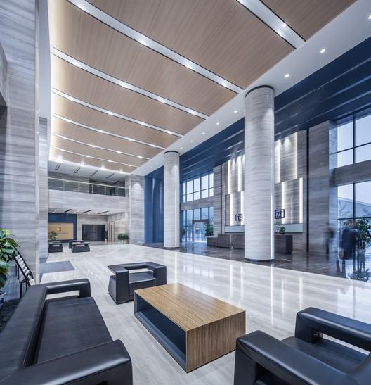 Lobby. Image © Yijie Hu