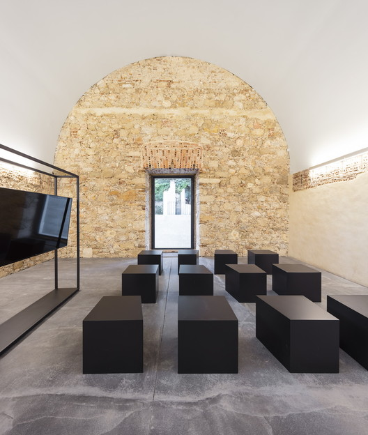 121 Damião de Góis Museum and the Victims of the Inquisition / spaceworkers Architecture