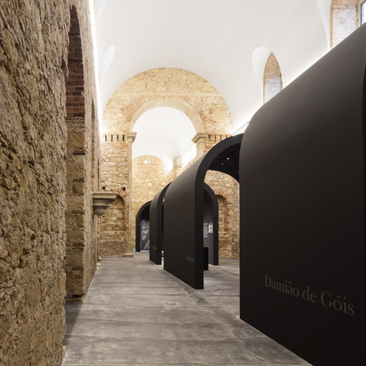 123 Damião de Góis Museum and the Victims of the Inquisition / spaceworkers Architecture