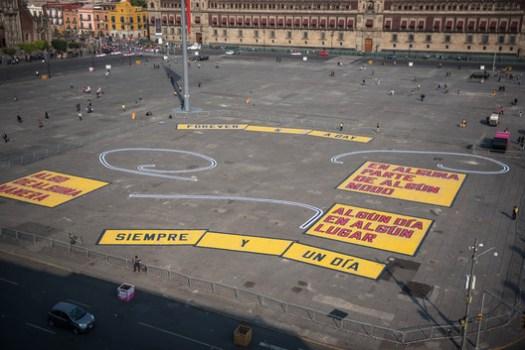 Zocalo Mexico City. Image© Gobierno de la Cuidad de Mexico