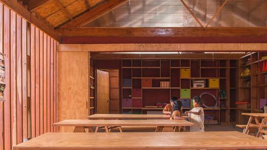 26_JM_HIpub New Jerusalen de Miñaro Primary School / Semillas Architecture