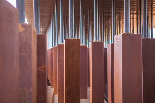 Memorial_Monuments MASS Design Group's Poignant Memorial for Victims of Lynching Opens to the Public in Alabama Architecture