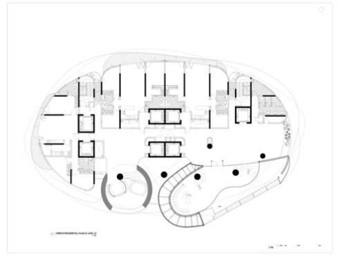 37th floor plan