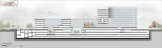 section_copy Koc University Medical Sciences Campus / Kreatif Architects + Cannon Design Architecture