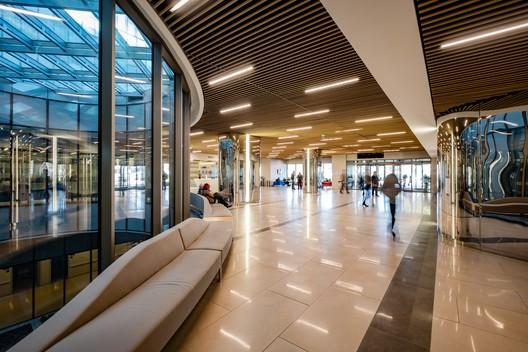KocUnivHast-Yercekim-DSCF2446_copy Koc University Medical Sciences Campus / Kreatif Architects + Cannon Design Architecture