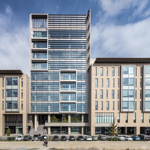KocUnivHast-Yercekim-3W3A4497_copy Koc University Medical Sciences Campus / Kreatif Architects + Cannon Design Architecture