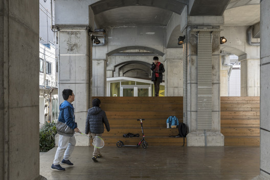 copyright_laurianghinitoiu_refurbishmentinarchitecture_japan-01-4373 5 Architects Create 5 New Community Spaces Beneath a Disused Japanese Overpass Architecture