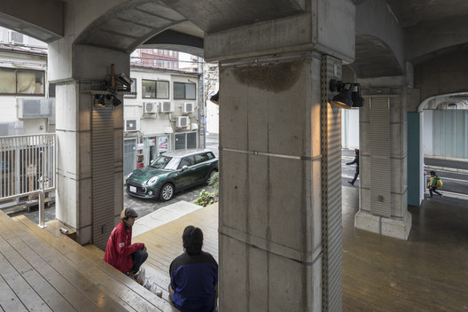 copyright_laurianghinitoiu_refurbishmentinarchitecture_japan-04-4296 5 Architects Create 5 New Community Spaces Beneath a Disused Japanese Overpass Architecture
