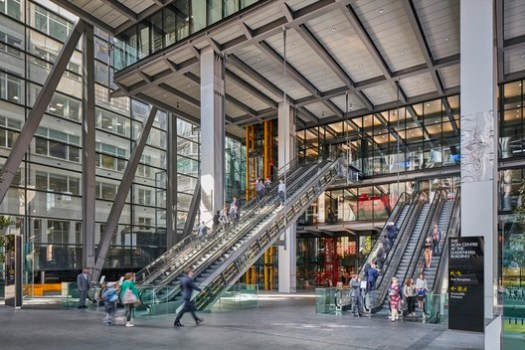 The Leadenhall Building / RSHP. Image © Paul Raferty