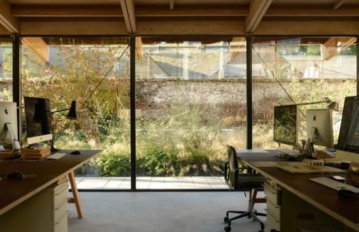 Waterloo Community Farm / Feilden Fowles Architects. Image © Feilden Fowles Architects