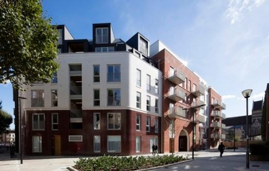 The Bourne Estate / Matthew Lloyd Architects. Image © Benedict Luxmoore