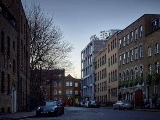 15 Clerkenwell Close / Amin Taha + Groupwork. Image © Tim Saor