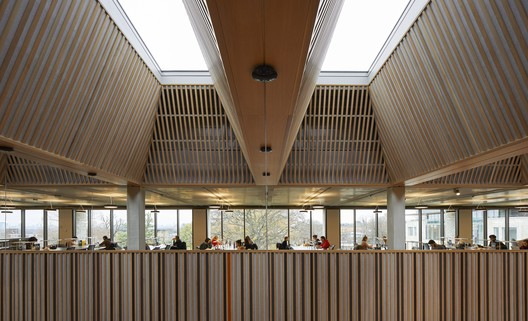 University of Roehampton / FCB Studios. Image © Hufton Crow
