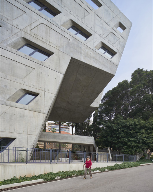 BahaaGhoussainy__(4) Zaha Hadid's Issam Fares Institute Stands Out in New Photography by Bahaa Ghoussainy Architecture