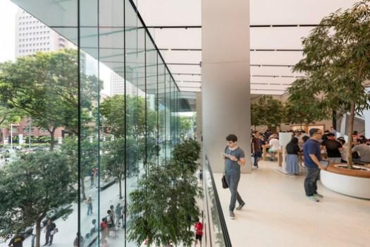 Apple Orchard Road / Foster + Partners. Image Cortesía de Prix Versailles