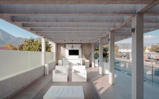Porcelanosa Chile / Gonzalo Mardones Arquitecto. Image Cortesía de Prix Versailles