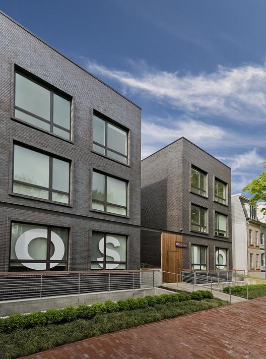 2._Side_View OSLOAtlas / Square 134 Architects Architecture