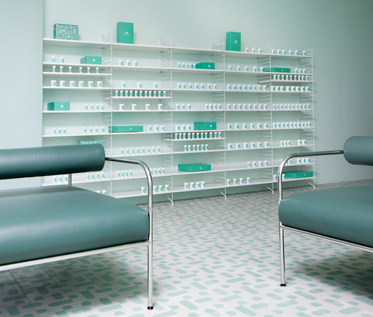 Medly_Pharmacy_Design_4Q2C7497_ Medly Pharmacy / Sergio Mannino Architecture