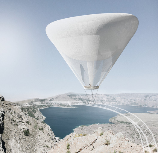 B1ssss Bee Breeders Announce Winners of Nemrut Volcano Eyes Competition Architecture