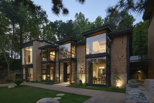 %E4%B8%BB%E6%A5%BC Pines House / The Design Institute of Landscape and Architecture China Academy of Art Architecture