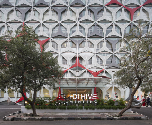 HDI_OFFICE_MID_RISE_3 HDI Hive Menteng / PT Envirotec Indonesia Architecture
