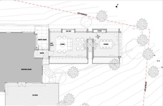 BBP_A-01_GROUND_FLOOR_PLAN Bilgola Beach Pavilion / Matthew Woodward Architecture Architecture