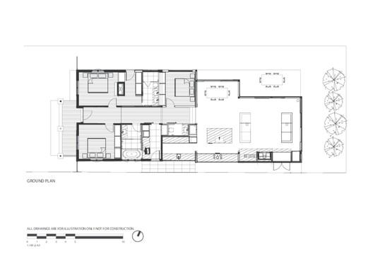 30330 Light Box / Damon Hills + Finnis Architects Architecture