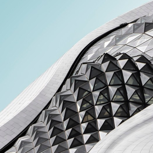 Harbin Grand Theater, MAD Architects. Image © Kris Provoost