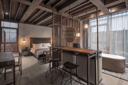 23_%E5%AE%A2%E6%88%BF_%E6%B7%B3 Yu Hotel / Shanghai Benzhe Architecture Design Architecture