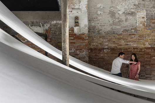 """copyright_laurianghinitoiu_indonesia-7-2H7A9995 """"Sunyata: The Poetics of Emptiness"""": The Indonesian Pavilion at the 2018 Venice Biennale Architecture"""