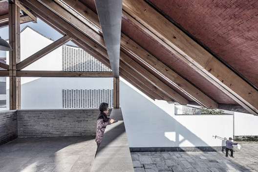 19_photographer_Zhao_Yilong Dongziguan Villagers' Activity Center / gad x line+ studio Architecture
