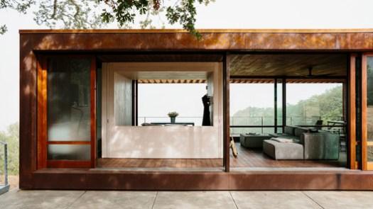 Sonoma Residence / Alchemy Architects, LLC. Image © Geoffrey Warner