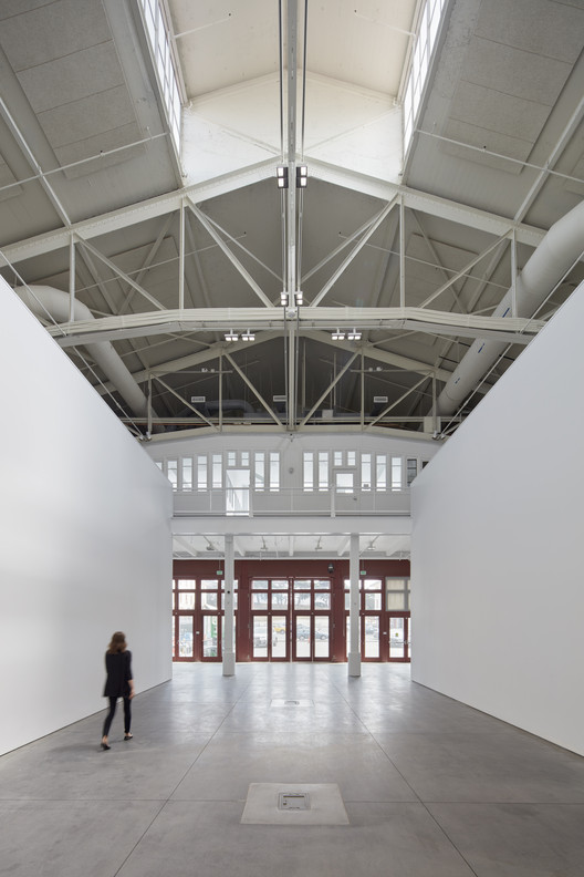 11b Fort Mason Center for Arts & Culture / LMS Architects Architecture
