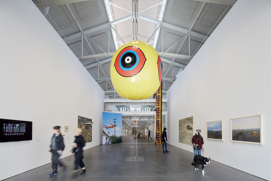 12 Fort Mason Center for Arts & Culture / LMS Architects Architecture