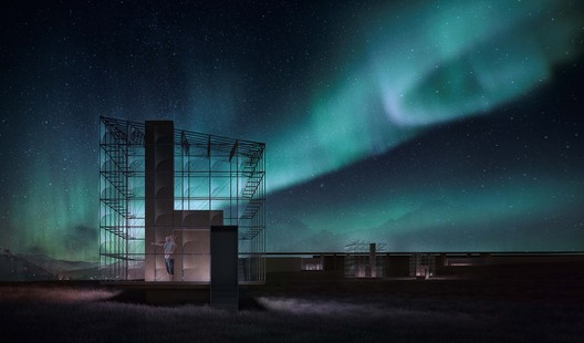 C2E_0LQ Bee Breeders Announce Winners of the Iceland Northern Lights Rooms Competition Architecture