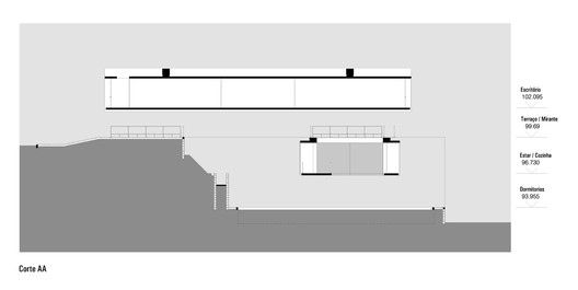 casa_carapicuiba_bucci The Importance of the Section in Architectural Representation and Practice Architecture