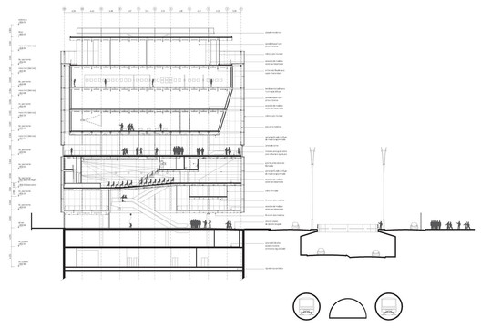 ims_corte The Importance of the Section in Architectural Representation and Practice Architecture