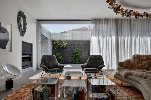 Armadale Residence / B.E Architecture. Image © Peter Clarke