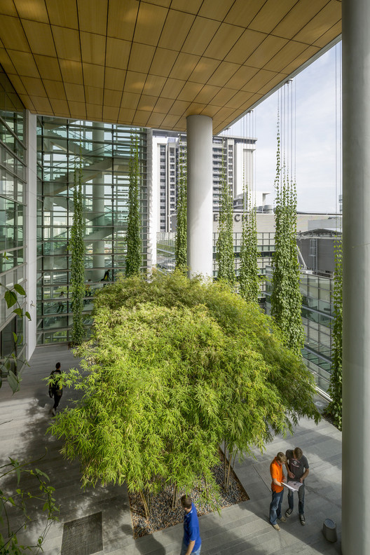 Tim_Griffith 15 Impressive Atriums (And Their Sections) Architecture