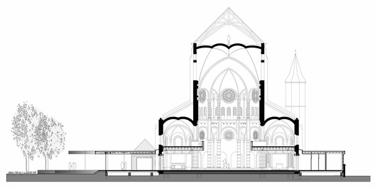 Molenaar_Bol_vanDillen_Architects 15 Impressive Atriums (And Their Sections) Architecture
