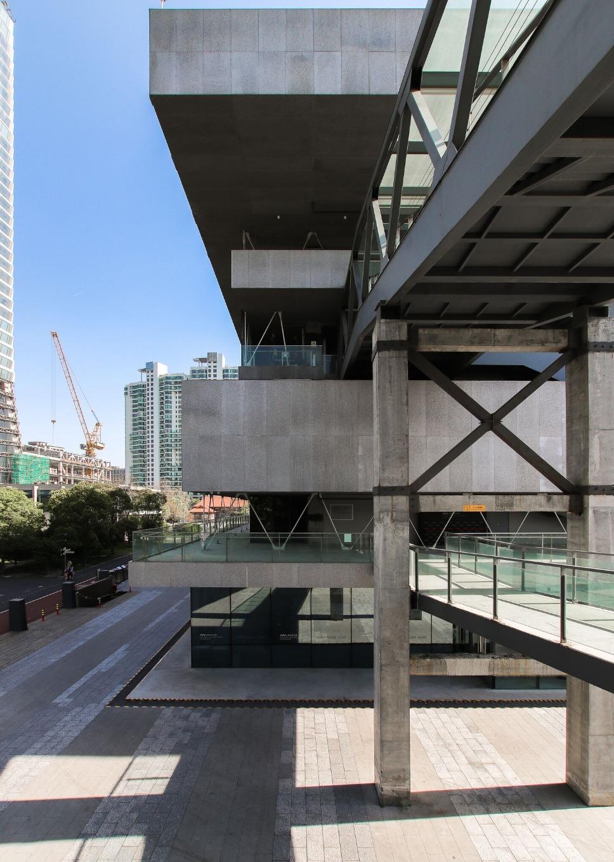 Gallery Of Atelier Deshaus Shanghai Modern Art Museum
