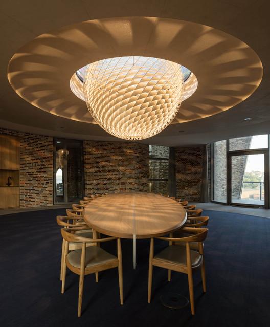 Den_indre_himmel_121775 Fjordenhus / Studio Olafur Eliasson + Sebastian Behmann Architecture