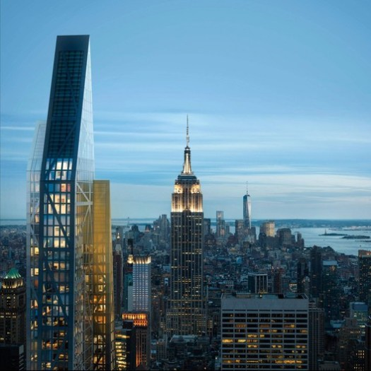 © 53W53 website <a href='https://newyorkyimby.com/2018/06/jean-nouvel-presides-over-53-west-53rd-streets-topping-out-views-show-rest-of-billionaires-row-continues-to-rise.html'>via NY YIMBY</a>