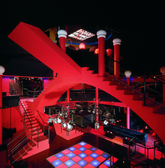 A Brief Architectural History of Nightclubs – Free Autocad