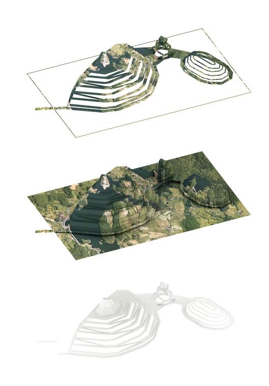 %C2%A9Jacques_Ferrier_Architecture_1 Water Park Aqualagon / Jacques Ferrier Architecture Architecture