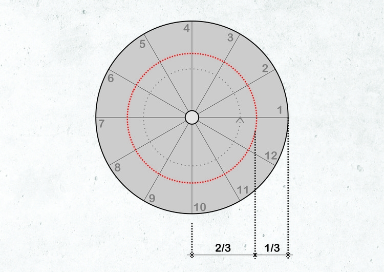 How To Calculate Spiral Staircase Dimensions And Designs Archdaily   Minimum Space For Spiral Staircase   Stair Treads   Building Regulations   Design   Space Saving   Tread Depth