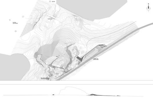 01_Situation_1000 BUKKEKJERKA / MORFEUS arkitekter Architecture